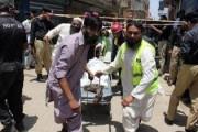 Газ взорвался в детской больнице в Пакистане, 19 человек пострадали