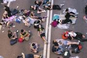 Гонконг протестует черезFireChat