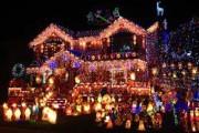 В США на Рождество потребляют больше электроэнергии