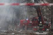 С места взрыва в Волгограде вывезено 1,2 тыс кубометров конструкций
