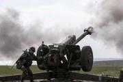 Штаб АТО заявляет о 10 обстрелах позиций силовиков
