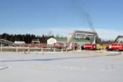 Названы причины пожара на нефтяном месторождении в ХМАО
