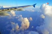 Пассажир напал на стюардессу в следовавшем из Канады самолете