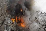 Разбор завалов дома в Волгограде приостановлен из-за угрозы обрушения