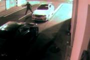 Автомобиль наносит ответный удар