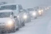 Метеорологи зафиксировали в Хакасии снежную грозу