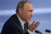 Опрос: 83% россиян заинтересовали ответы Путина на пресс-конференции