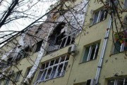 Силовики обстреляли школу в пригороде Горловки