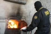 В Новосибирске за год сожгли 200 килограммов наркотиков