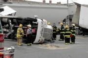 В Мексике произошло ДТП с участием 30 автомобилей