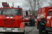 В Калининградской области произошел взрыв бытового газа