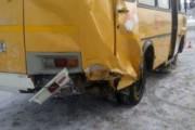 Омские полицейские спасли детей в автобусе