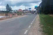 На польско-российской границе фура протаранила КПП