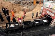 В Китае установлен контакт с заблокированными под землей шахтерами