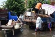 Из-за наводнений в Южной Америке эвакуированы около 150 тысяч человек