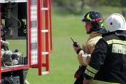 Около 150 человек эвакуированы из горящего санатория в Ессентуках