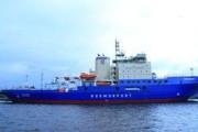 В РФ завершена постройка нового ледокола Мурманск