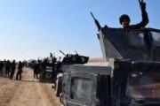 Войска Ирака окружили комплекс правительственных зданий в Рамади