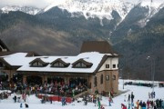 Сход лавин и непогода ожидаются на новогодние праздники в горах Сочи