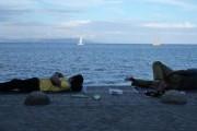 СМИ: судно с мигрантами затонуло в Эгейском море, погибли 18 человек
