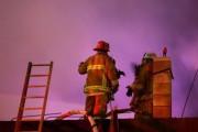 Стала известна причина пожара в девятиэтажке в Москве
