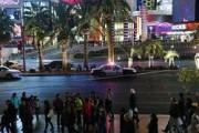 В толпу пешеходов Лас-Вегаса врезались намеренно