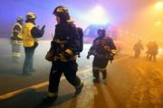 В результате пожара в Новокузнецке погибли 4 человека