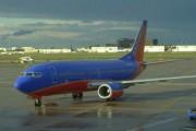 В Калифорнии самолет совершил экстренную посадку