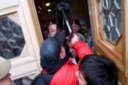 Нардеп в Раде угрожает взорвать гранату