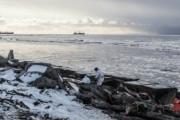 Откачать мазут с аварийного танкера на Сахалине планируют к субботе