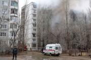 При разборе завалов дома в Волгограде найдены человеческие останки