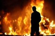 Санта-Клаусы за ночь сожгли 7 автомобилей в Петербурге