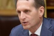 Нарышкин: вытеснение русского языка в ряде стран противоречит морали