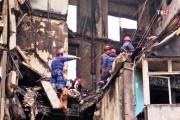 Под завалами дома в Волгограде нашли тело пятого погибшего
