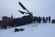 Число жертв крушения Ми-8 в Красноярском крае увеличилось до 15