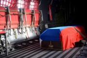 Самолет с телом пилота Су-24 прибыл на аэродром Чкаловский