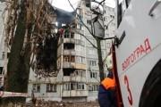 В Волгограде оформляют документы для семей из обрушившегося дома