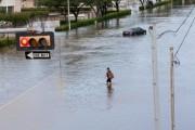 В Уругвае из-за наводнения объявлено ЧП