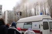 Обрушение жилого дома в Волгограде. Хроника происшествия
