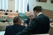 СФ одобрил закон о применении норм об ответе на аресты имущества РФ