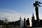 В Бишкеке во время съемок погиб оператор телекомпании НТС
