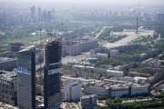 Пожар в башне «Восток» в «Москва-Сити» потушен