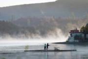 Естественные водохранилища Крыма наполнены более чем наполовину