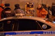 Неизвестный плеснул кислотой в лицо следователю полиции