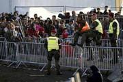 Австрия отправляет беженцев обратно в Словению