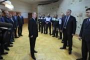 Путин дал старт поставкам электроэнергии в Крым из Кубани