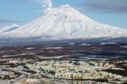 Лавинная опасность объявлена на четырех вулканах Камчатки