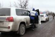Киев обвинил переодетых ополченцев в обстреле ОБСЕ