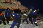 Вертолет МЧС с врачами прибыл к месту жесткой посадки Ми-8 на Камчатке