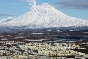 Снежные лавины угрожают Камчатке